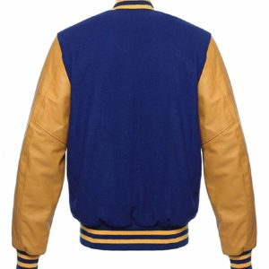 KJ APA Archie Andrews Riverdale Jacket - Letterman Jacket Back
