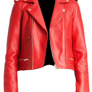 cheryl blossom southside red jacket Front