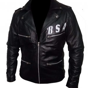 BSA Rockers Jacket Front